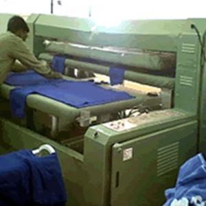 Automatic Vaccum Press
